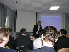 [004] Business Trip 2005 - CERN