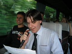 [005] Business Trip 2005 - Bus Naar Delden