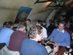 [007] Business Trip 2005 - Diner Utrecht