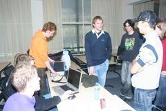 [001] Facultair GO-kampioenschap 2006