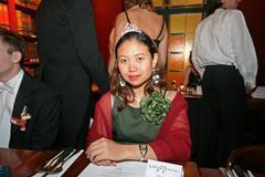 [028] Lustrum-gala 'Memories' - pregala diner