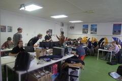 TransIP LAN party