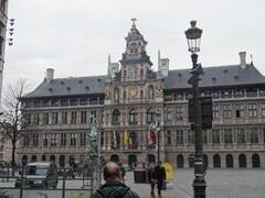 Dies: Antwerpen Excursie