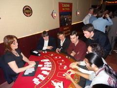 Dies Casino- en Cocktailavond