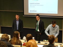 Lunchlezing Accenture