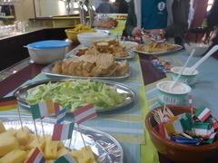 ComMA International Food Festival