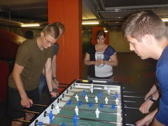 TransIP Table Soccer Tournament