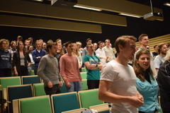 Dies lunchlezing 028