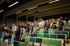 Dies lunchlezing 035