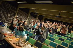 Dies lunchlezing 038